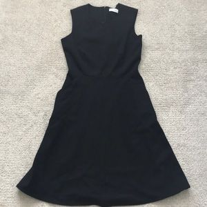 Calvin Klein Formal Black Dress
